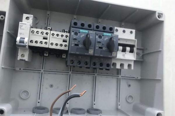 Ex-Proof Klima / Ex-Proof Fan / Yangın Söndürücü Sistem Konteyner 02