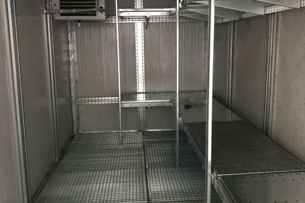 Ex-Proof Klima / Ex-Proof Fan / Yangın Söndürücü Sistem Konteyner 06