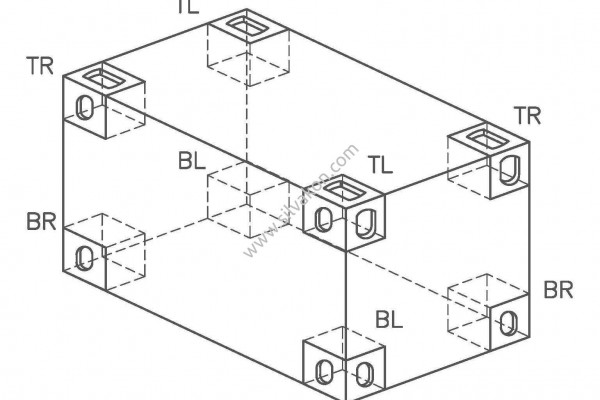 Konteyner Bağlantı Elemanları 023