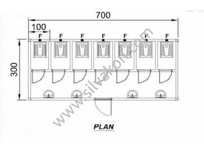 3x7 FULL7 ADET WC